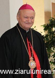 cardinalul Lucian Muresan.