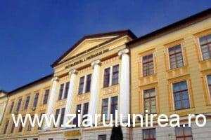 universitatea 1 decembrie 1918