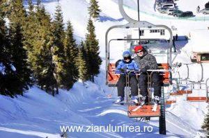 Program Serbările Zăpezii 2014 pe Domeniul Schiabil Şureanu: Ce surprize vor avea iubitorii sportului de iarnă