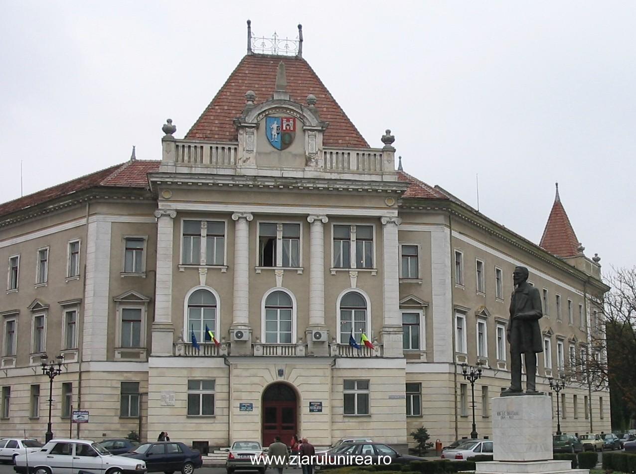 Consiliul județean Alba face angajări. Concursul are loc în ianuarie 2015