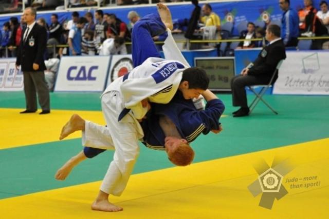Judoka Marcel Cercea – argint la Cupa României de seniori