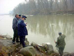 pescari politie