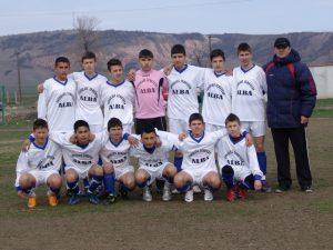 Sportul Sebes Juniori C Play Off
