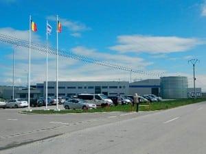 LUNI: VCST Automotive Production Alba deschide oficial fabrica din Alba Iulia