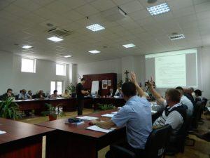 vot in CL Alba Iulia