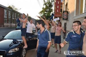 Cuplul Kilin – Itu, pe banca tehnică a echipei de sub Drăgana •Pentru debutul în Liga a 3-a, multe probleme de rezolvat la Metalurgistul Cugir