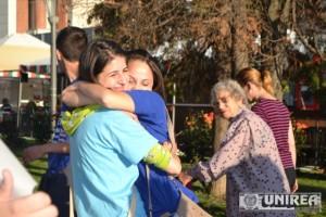 Campanie Free Hugs  a voluntarilor SM Speromax Alba56
