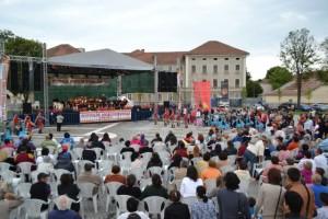 Festivalul Muzicii de Fanfara 2013 la Alba Iulia02