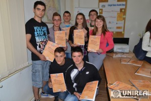 Lansarea revistei Ecouri Culturale la Colegiul Alexandru Domsa18