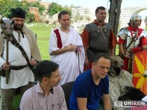 conferinta Festivalul Cetatilor Dacice