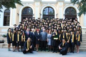 usamv 1 -Festivitate de absolvire