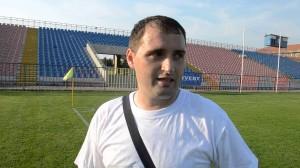 VIDEO| Managerul sportiv al echipei CSO Cugir după promovarea în Liga a III-a: Este un moment magic aşteptat de trei ani
