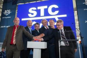 Inaugurare fabrica Star Transmission Sebes - Daimler Mercedes (1)