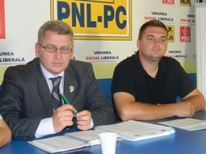 PNL Alba Iulia Florin Roman Daniel Zdrinc