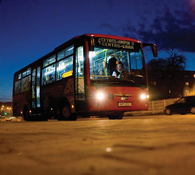 Biletele de autobuz pot fi achiziționate și online, în Alba Iulia și Turda