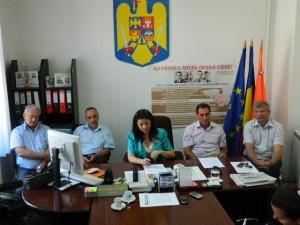 conferinta PDL - consilieri Aiud