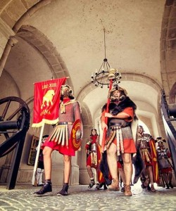 garda romana Muzeu