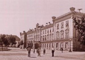 """""""Alba Iulia - Orașul și monumentele sale"""": Pavilionul ofițerilor și Cazinoul militar"""