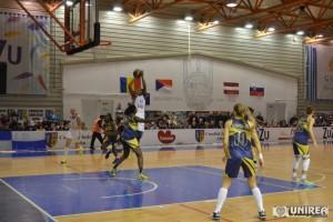 CSU Alba Iulia-ICIM Arad Cupa Romaniei 14