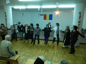 Mica Unire sarbatorita la Caminul pentru persoane varstnice Alba Iulia