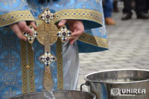 Sfintirea apei de Boboteaza catedrala din Alba Iulia81