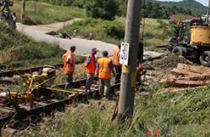 lucrari cale ferata