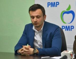 Dragos Zdrinc - presedinte OT-PMP Alba
