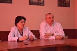 Spitalul Judetean de Urgenta Alba conducere