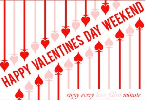 Valentine s weekend