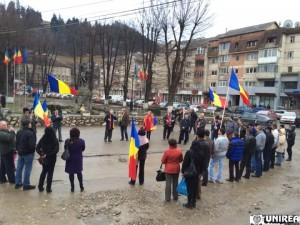 protest la Campeni februarie01