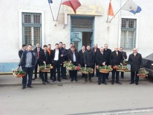 flori PDL Alba Iulia 8 Martie