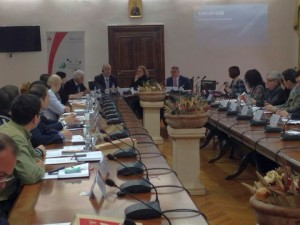 prezentare Eurodyssee Alba Iulia 2014