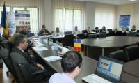 FOTO: Seminar de informare pentru beneficiarii IMM. ADR CENTRU sprijină investitorii privaţi să-şi implementeze cu succes proiectele finanţate prin POS CCE