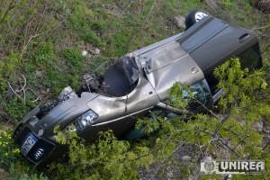 Accident pe centura Albei Iulia11