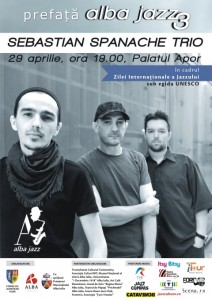 Afis prefata - Alba Jazz