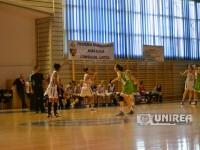 CSU Alba Iulia a câştigat medaliile de bronz la baschet feminin *Echipa lui Popov s-a impus la Sf. Gheorghe, scor 77-65