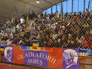 HC Alba Sebes - CSM Slatina6