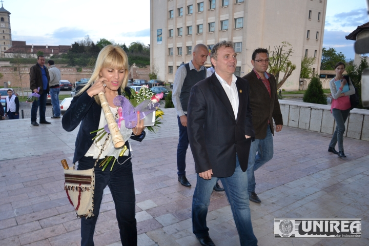 Lansarea eurocandidatilor PMP02