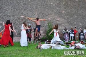 Lupta finala dintre Daci si Romani202