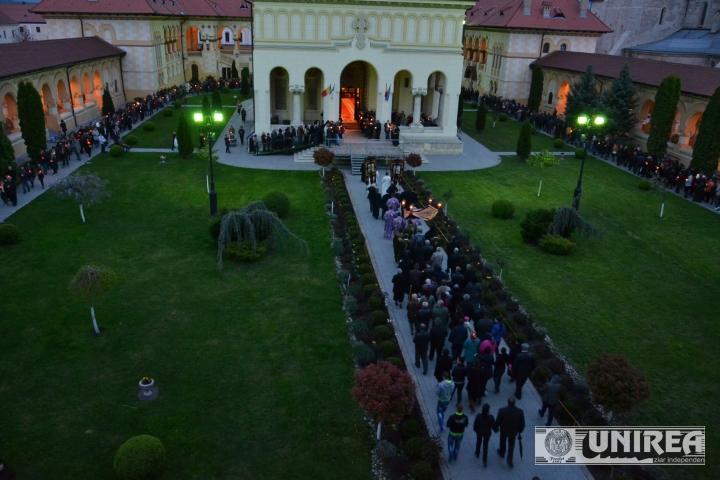 Vinerea Mare Catedrala Alba Iuliai76