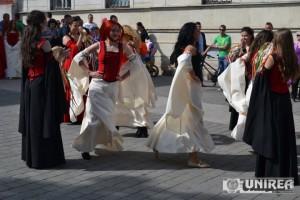 Zilele Cetatii si Festivalul Roman Apulum16