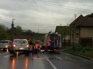 accident judecator Alba Iulia