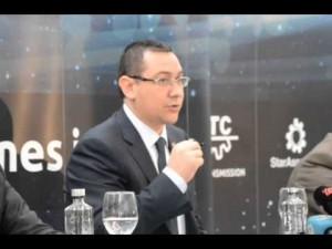 Investiția Daimler la Sebeș: Premierul Victor Ponta despre conlucrarea autorităților din Alba