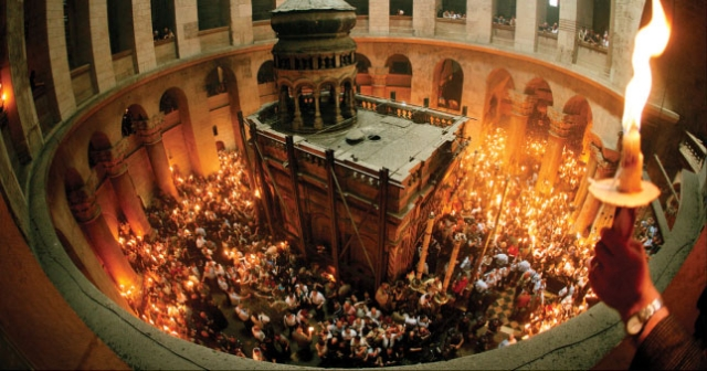 lumina Ierusalim