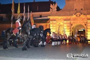 Ceremonialul schimbului de garda43