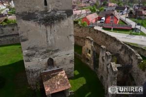 Cetatea din Calnic111