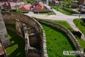 Cetatea din Calnic119