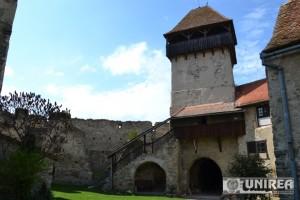 Cetatea din Calnic17