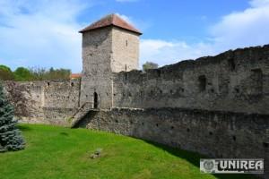 Cetatea din Calnic45