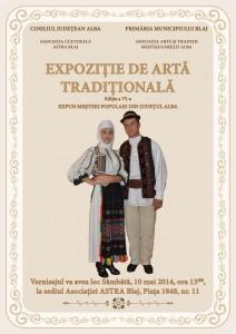Expozitie de Arta Traditionala la Blaj